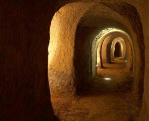 Osimo sotterranea, la Rocca di Offagna e il Vino Rosso Conero