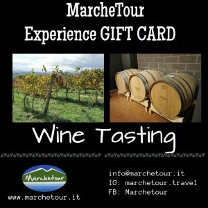 Experience Gift Card : Wine Tasting