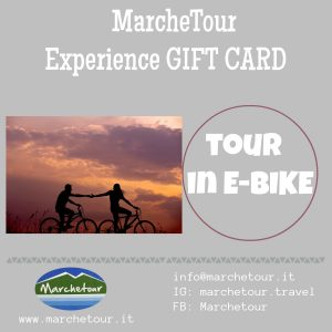 Experience Gift Card: Tour in E-bike