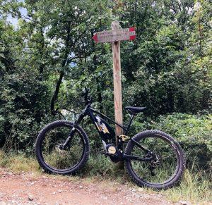 E-Bike Tour nei Monti Sibillini, Yoga e Trekking