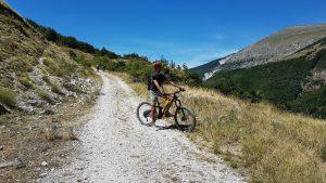 Week-end sui Monti Sibillini in bici