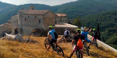 Tour in mountain bike - Tour delle Marche 2021 - Marchetour.it